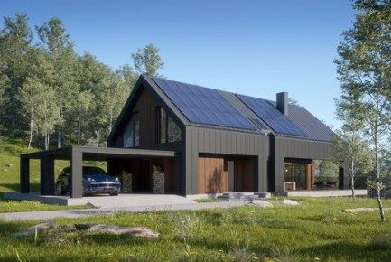Trendy Modern House Design Ideas