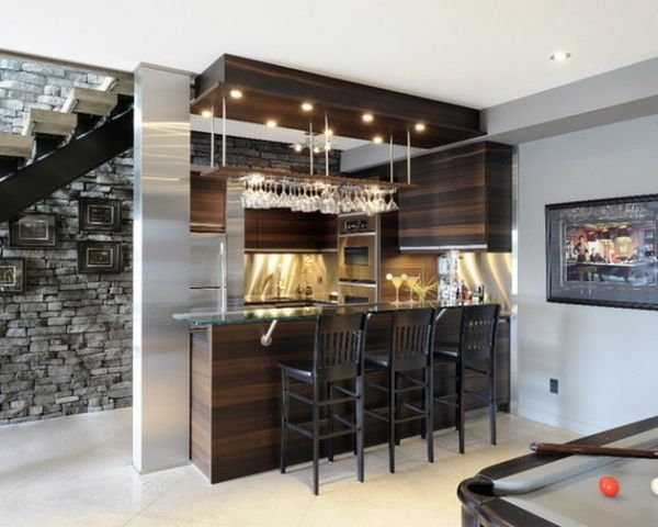40 Inspirational Home Bar Design Ideas For A Stylish Modern Home .