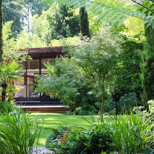 75 Beautiful Tropical Landscaping Pictures & Ideas - June, 2021 .