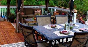 Show us your outdoor spaces!   Backyard gazebo, Patio gazebo .