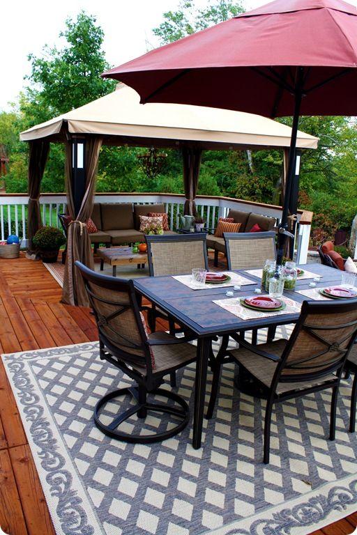 Ultimate Decks for Outdoor Patio Design   Ideas