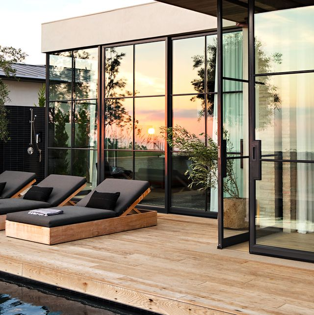 28 Creative Deck Ideas - Beautiful Outdoor Deck Desig