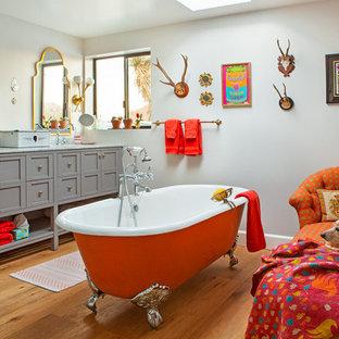 Unique And Eclectic Bathroom Decoration   Ideas