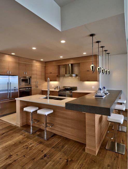30 Elegant Contemporary Kitchen Ideas - Pepino Home Decor .