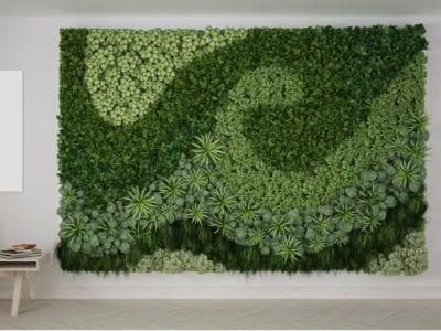 Vertical Garden Plant Wall Ideas