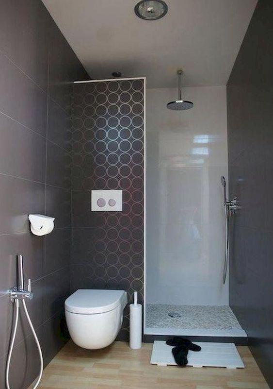 55 Amazing Tiny Bathroom Decor & Design Ideas | Small bathroom .