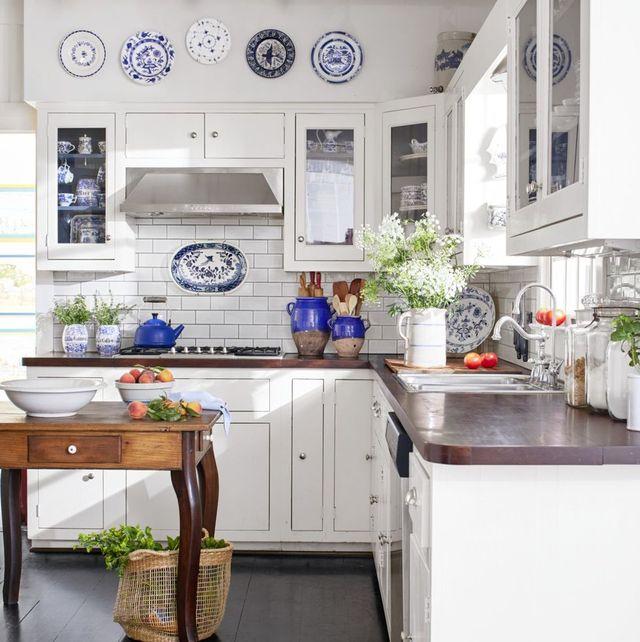 30 Best White Kitchens - Photos of White Kitchen Design Ide