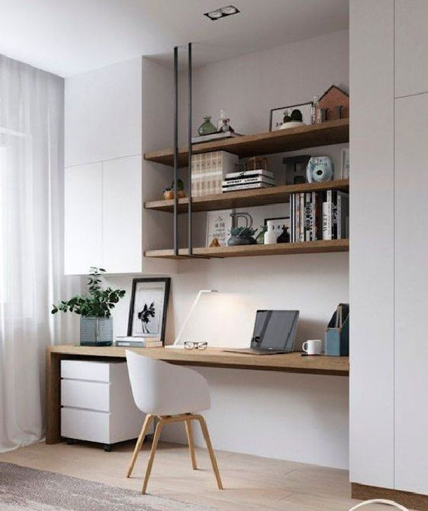 Wonderful inspiring and sophisticated home office design ideas 29 .