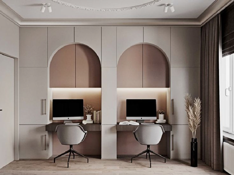 Wonderful inspiring and sophisticated home office design ideas 6 .